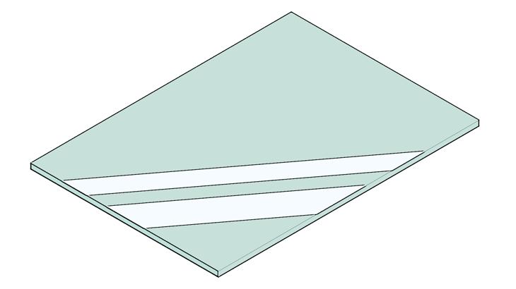 真空成形用平板