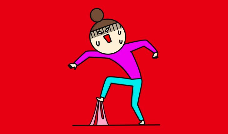 シリコーンのムラは成形屋泣かせ。