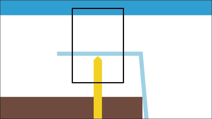 抜型・成形品・抜板のセットイメージです。