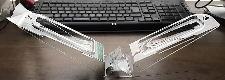 このシェルパッケージをW型とわたしが呼ぶ理由