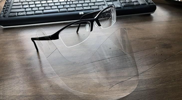 OG透明マスク